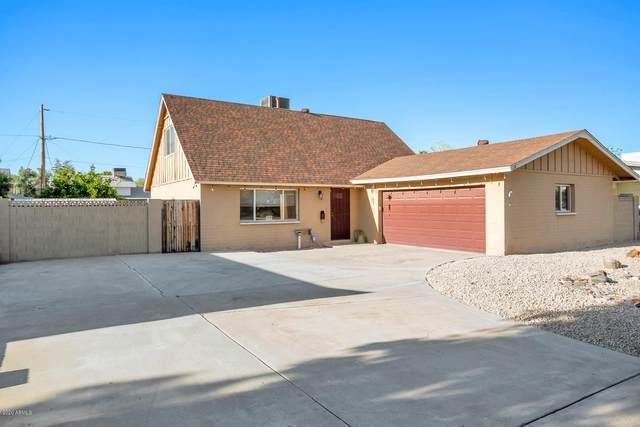 110 E Riviera Drive, Tempe, AZ 85282 (MLS #6074786) :: The W Group