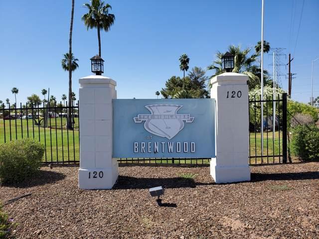 120 N Val Vista Drive #21, Mesa, AZ 85213 (MLS #6074791) :: Brett Tanner Home Selling Team