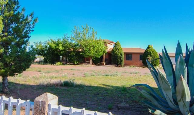 3325 W Lariat Lane, Douglas, AZ 85607 (MLS #6074824) :: Brett Tanner Home Selling Team