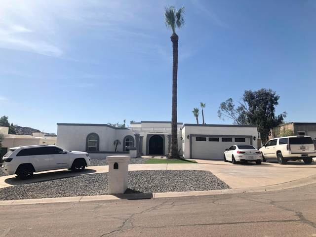 7638 N 20TH Street, Phoenix, AZ 85020 (MLS #6074829) :: Howe Realty