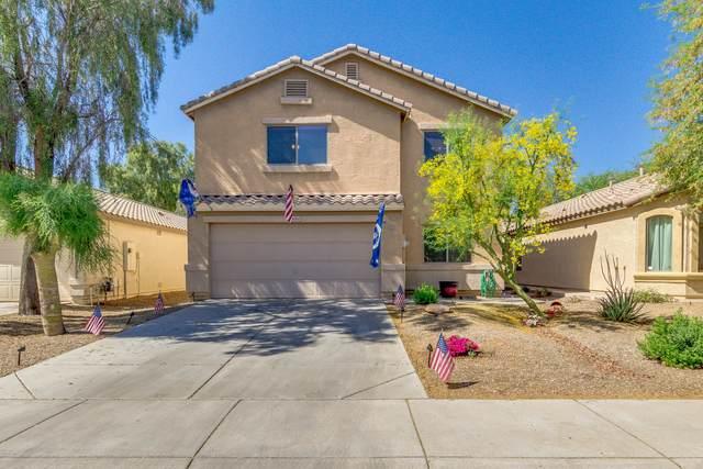 4150 E Citrine Road, San Tan Valley, AZ 85143 (MLS #6074846) :: Riddle Realty Group - Keller Williams Arizona Realty