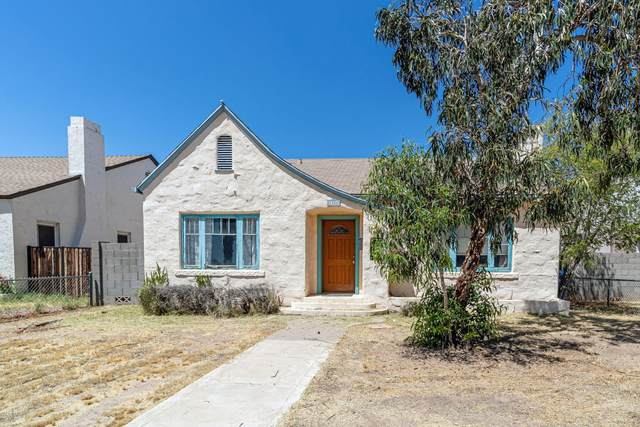 1506 E Brill Street, Phoenix, AZ 85006 (MLS #6074849) :: Openshaw Real Estate Group in partnership with The Jesse Herfel Real Estate Group