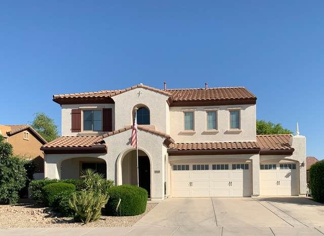 15665 W Meadowbrook Avenue, Goodyear, AZ 85395 (MLS #6074876) :: The Luna Team
