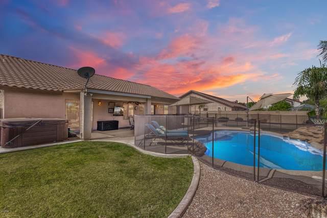 8434 W Alex Avenue, Peoria, AZ 85382 (MLS #6074981) :: The W Group