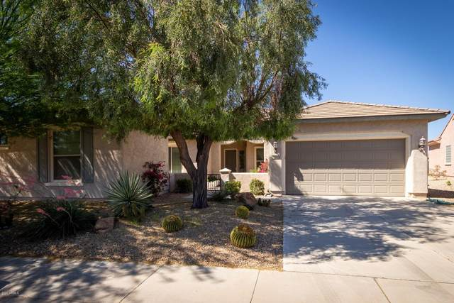 27086 W Burnett Road, Buckeye, AZ 85396 (MLS #6075015) :: The Garcia Group