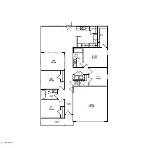 1640 E Judi Street, Casa Grande, AZ 85122 (MLS #6075032) :: Conway Real Estate