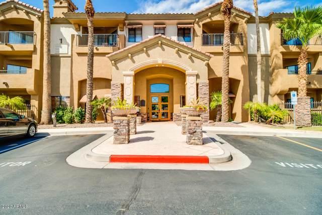 5302 E Van Buren Street #1056, Phoenix, AZ 85008 (MLS #6075089) :: The Laughton Team