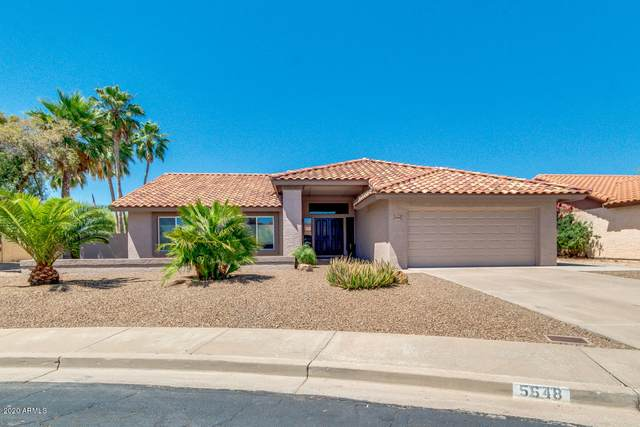 5648 E Hackamore Street, Mesa, AZ 85205 (MLS #6075142) :: Keller Williams Realty Phoenix