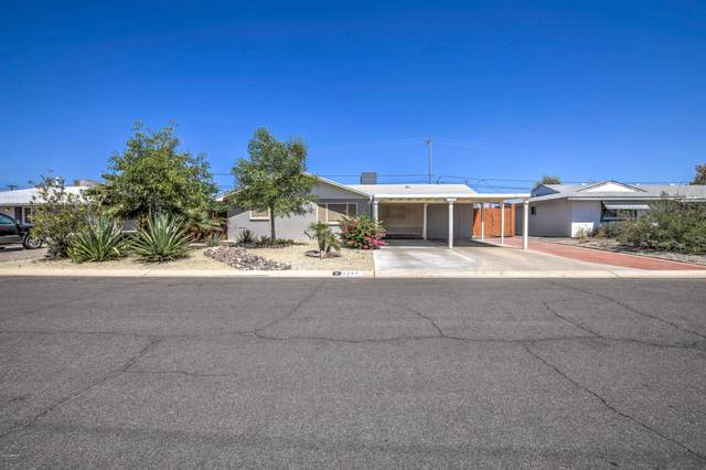 11347 N 114th Drive, Youngtown, AZ 85363 (MLS #6075148) :: The Laughton Team