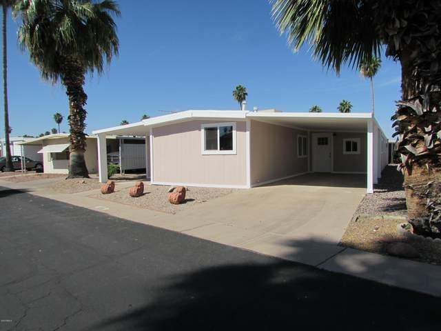 303 S Recker Road #186, Mesa, AZ 85206 (MLS #6075152) :: Conway Real Estate