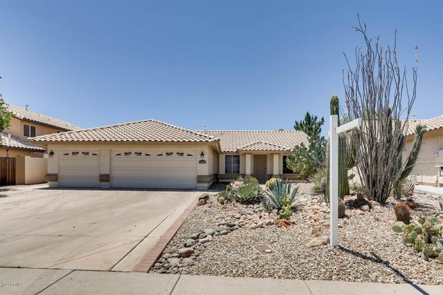 12828 N 85TH Avenue, Peoria, AZ 85381 (MLS #6075206) :: My Home Group