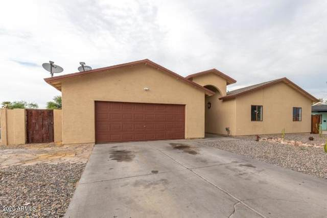 1402 E Hoover Avenue, Phoenix, AZ 85006 (MLS #6075239) :: Openshaw Real Estate Group in partnership with The Jesse Herfel Real Estate Group