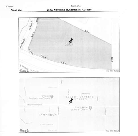 25007 N 89TH Street, Scottsdale, AZ 85255 (MLS #6075251) :: Revelation Real Estate