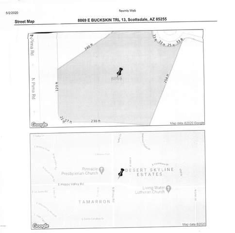 8869 E Buckskin Trail, Scottsdale, AZ 85255 (MLS #6075253) :: Revelation Real Estate