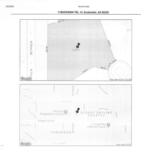 8844 E Buckskin Trail, Scottsdale, AZ 85255 (MLS #6075254) :: Revelation Real Estate