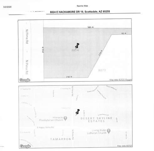 8824 E Hackamore Drive, Scottsdale, AZ 85255 (MLS #6075257) :: Revelation Real Estate