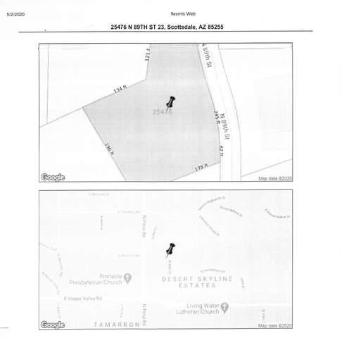 25476 N 89TH Street, Scottsdale, AZ 85255 (MLS #6075259) :: Revelation Real Estate