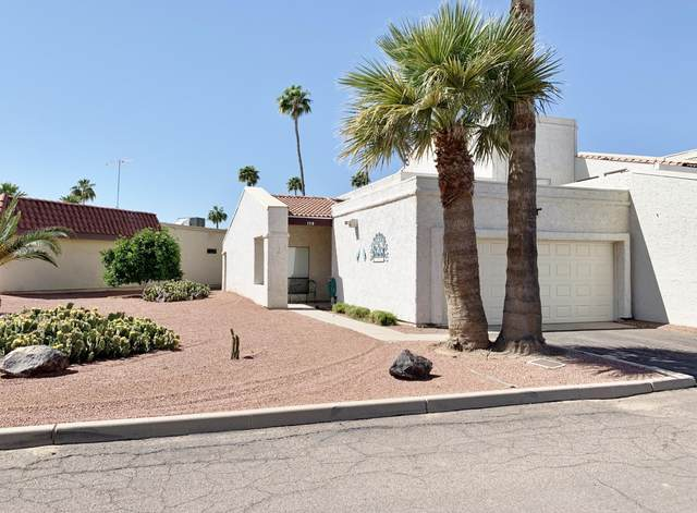 8815 W Avenida De Amigos Circle #128, Arizona City, AZ 85123 (MLS #6075273) :: My Home Group