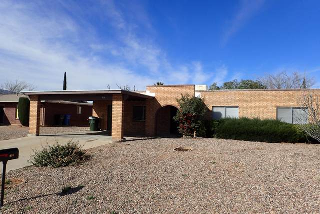 910 Pico Court, Sierra Vista, AZ 85635 (MLS #6075284) :: Service First Realty