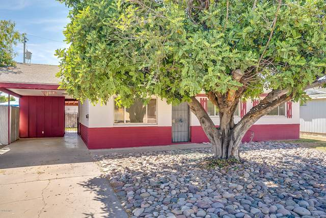 12814 N 32ND Avenue, Phoenix, AZ 85029 (MLS #6075302) :: Devor Real Estate Associates
