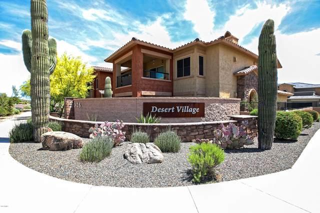 2425 W Bronco Butte Trail #1032, Phoenix, AZ 85085 (MLS #6075313) :: The W Group
