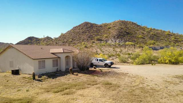 30142 N Ridge Road, Queen Creek, AZ 85142 (MLS #6075362) :: Riddle Realty Group - Keller Williams Arizona Realty