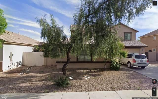 14251 W Shaw Butte Drive, Surprise, AZ 85379 (MLS #6075478) :: Devor Real Estate Associates