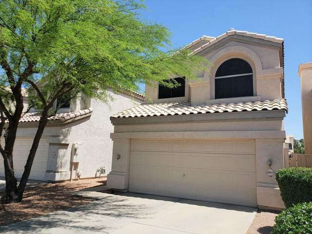 18605 N 35th Street, Phoenix, AZ 85050 (MLS #6075493) :: The Laughton Team