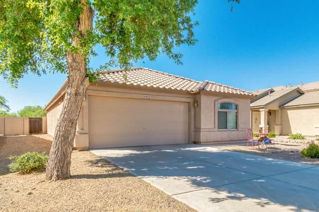 4183 E Tanzanite Lane, San Tan Valley, AZ 85143 (MLS #6075570) :: Riddle Realty Group - Keller Williams Arizona Realty