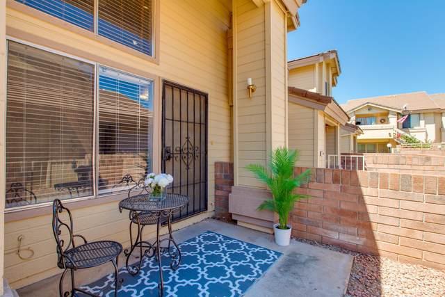 2201 N Comanche Drive #1056, Chandler, AZ 85224 (MLS #6075628) :: Klaus Team Real Estate Solutions