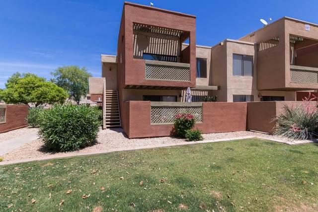 3600 N Hayden Road #2310, Scottsdale, AZ 85251 (MLS #6075670) :: Devor Real Estate Associates
