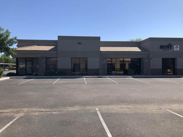 7170 W Camino San Xavier D116, Glendale, AZ 85308 (MLS #6075718) :: Maison DeBlanc Real Estate