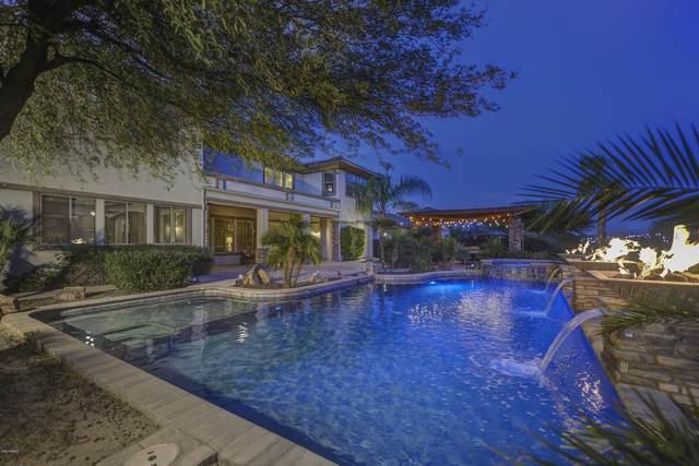 26004 N 56TH Drive, Phoenix, AZ 85083 (MLS #6075725) :: Devor Real Estate Associates
