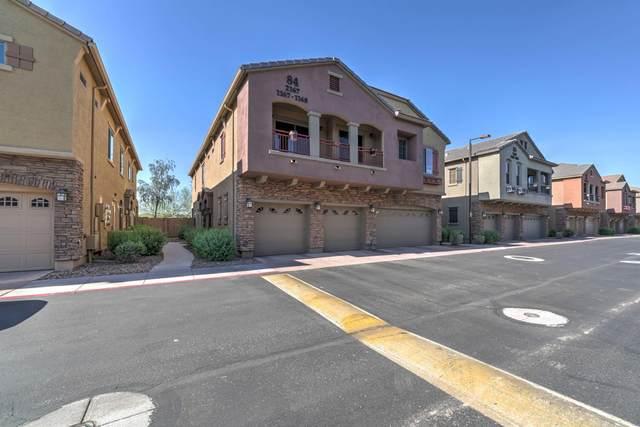 1350 S Greenfield Road #2167, Mesa, AZ 85206 (MLS #6075779) :: The Property Partners at eXp Realty