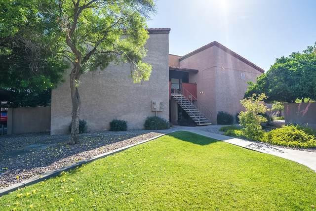 1730 W Emelita Avenue #1008, Mesa, AZ 85202 (MLS #6075789) :: The Bill and Cindy Flowers Team