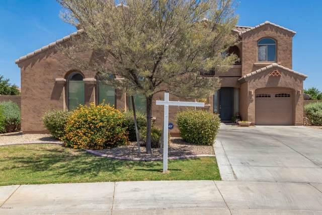 15552 W Westview Drive, Goodyear, AZ 85395 (MLS #6075791) :: Keller Williams Realty Phoenix