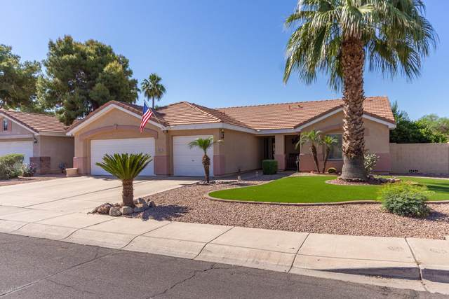 859 W Cooley Drive, Gilbert, AZ 85233 (MLS #6075820) :: Lux Home Group at  Keller Williams Realty Phoenix
