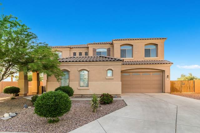 688 W Rambler Court, Casa Grande, AZ 85122 (MLS #6075847) :: Yost Realty Group at RE/MAX Casa Grande
