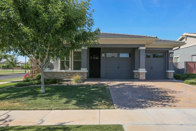 3024 E Sagebrush Street, Gilbert, AZ 85296 (MLS #6075864) :: The Bill and Cindy Flowers Team