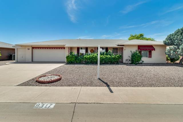 9317 W Hidden Valley Circle N, Sun City, AZ 85351 (#6075871) :: The Josh Berkley Team