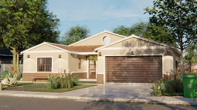 1212 W Seagoe Avenue, Coolidge, AZ 85128 (MLS #6075872) :: Brett Tanner Home Selling Team
