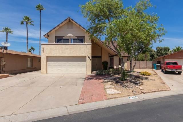 4407 W Keating Circle, Glendale, AZ 85308 (MLS #6075917) :: Keller Williams Realty Phoenix