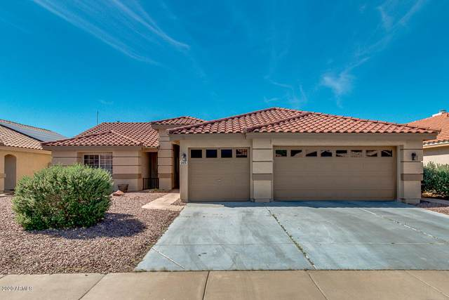 3925 W Charter Oak Road, Phoenix, AZ 85029 (MLS #6075935) :: Devor Real Estate Associates