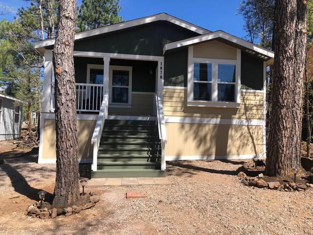 1070 E Cougar Street, Munds Park, AZ 86017 (MLS #6075949) :: Keller Williams Realty Phoenix