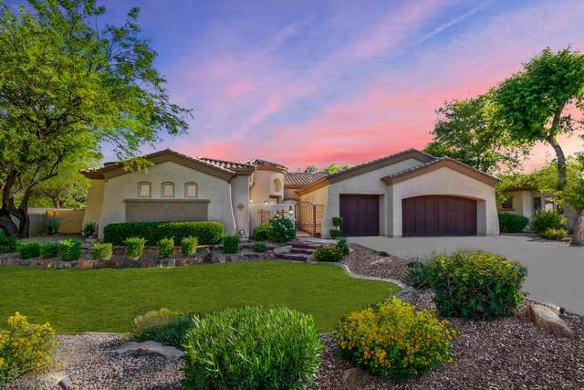 751 E Buena Vista Drive, Chandler, AZ 85249 (MLS #6076113) :: The W Group