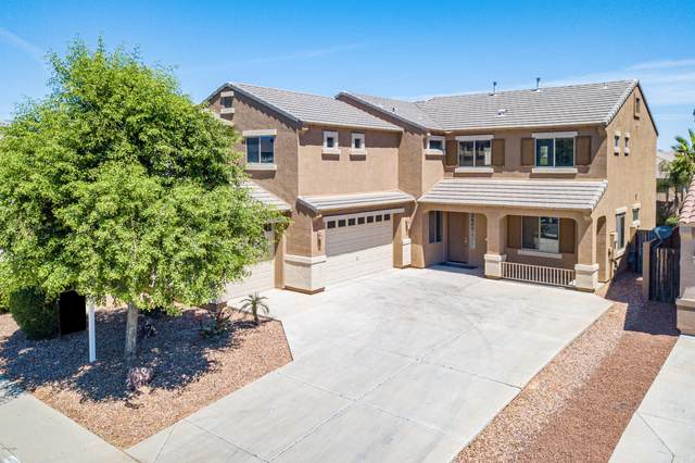 41070 W Coltin Way, Maricopa, AZ 85138 (MLS #6076146) :: Openshaw Real Estate Group in partnership with The Jesse Herfel Real Estate Group
