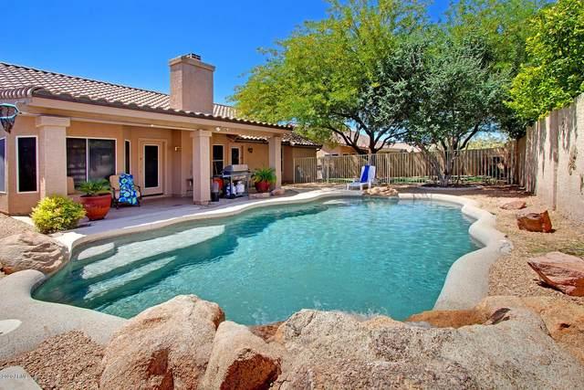4610 E Via Dona Road, Cave Creek, AZ 85331 (MLS #6076171) :: The Daniel Montez Real Estate Group