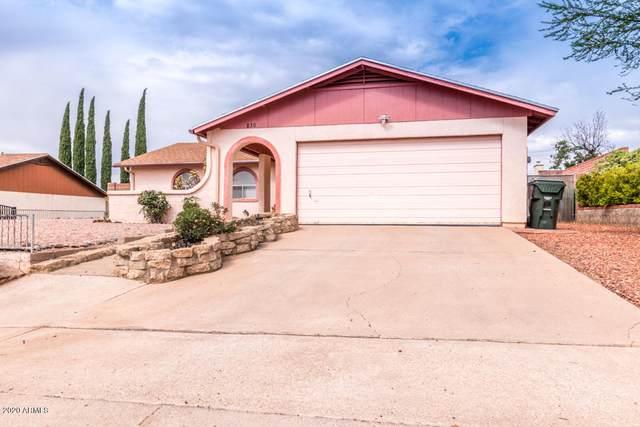 830 N Buckhorn Drive, Sierra Vista, AZ 85635 (MLS #6076250) :: Service First Realty