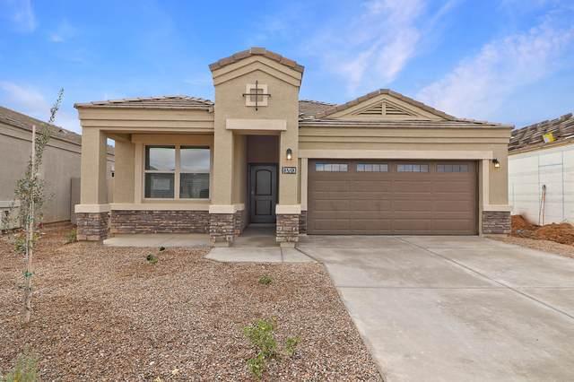 3340 N 309TH Drive, Buckeye, AZ 85396 (MLS #6076319) :: Long Realty West Valley