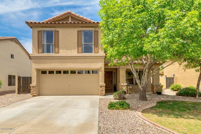 4682 E Cherry Hills Drive, Chandler, AZ 85249 (MLS #6076363) :: The W Group
